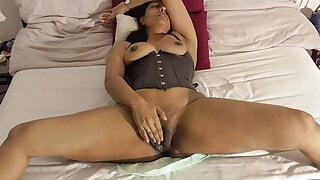 Mega squirting to 2 Meters, Orgasm, Masturbation