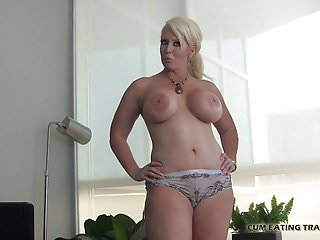 Is it safe to eat your own cum I will train you to eat your own cum cei