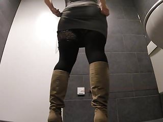 Squirt amateur orgasm - Stockings make me horny
