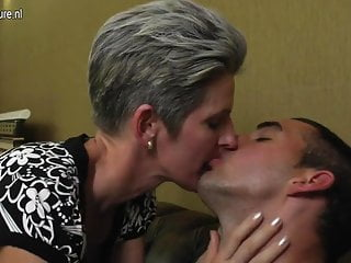 Hot mom fucks her sons friend Mature skinny mom fucks her sons friend