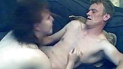 Lisa Tasker swallows cum