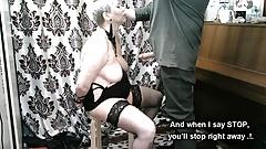 Mature Slave Training...