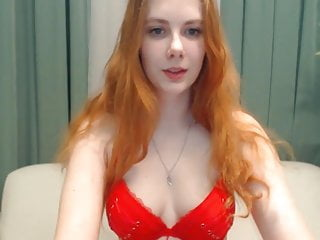 Wild naked red heads Incredibly hot girl in red underwear receives wild and mast