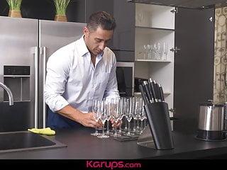 Karups kara nude - Karups - sexy milf dayana ice fucks the caterer