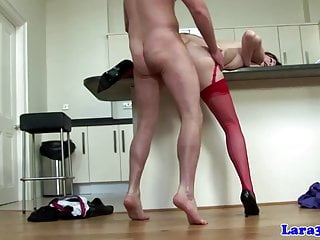 English outdoor mature fuck English mature in red stockings fucked