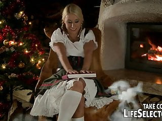 Free x-rated adult christmas ecards X-rated fairy tales with bad santa on christmas