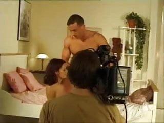 Cameraman gets pussy - Cameraman gets full load
