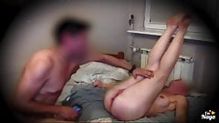 Stepdaughter loves to fuck with daddy