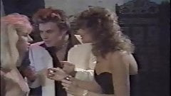 Vintage american fucking the ladies room horny sluts film