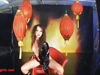 Crazy sexy women - Crazy sexy super hot tiny skinny asian gets huge monster bla