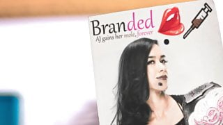 AJ Lee's newest project Branded and other stuff