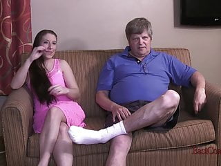 Gianna cum - Gianna love fulfills her breeding fantasy with not her uncle
