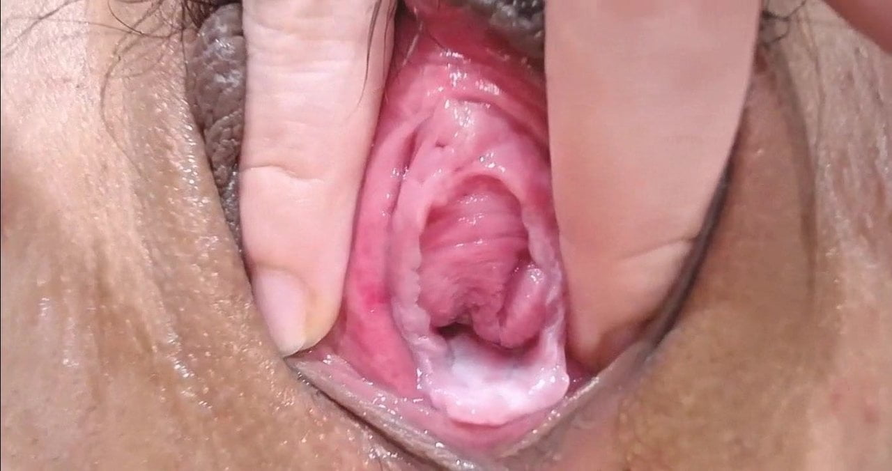 Lovely creamy Japanese pussy