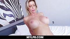 Horny Milf Fucks Her Best Friend's Son