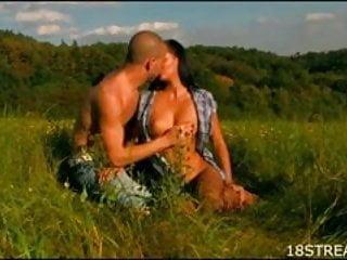 Great sex scenes video clips Great outdoor sex scene