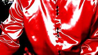 Red Shiny Shirts