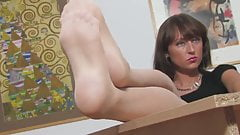 Nylon Feets 20