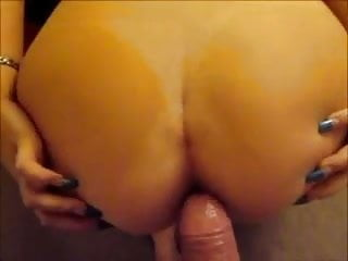 Anal mouth cum Ass to mouth cum
