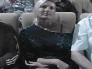 Grope tgp Nikki groped in the cinema
