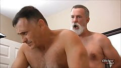 2 daddies hot fuck