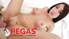 Pegas Productions - Ma Blonde Trippe Sur Mon Penis!