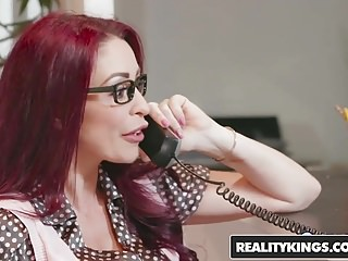 Monique cumshots - Realitykings - sneaky sex - logan long monique alexander - o