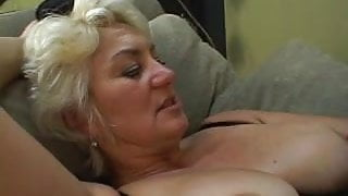 MILF lesbians in action