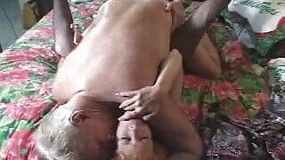 Two bisexual daddies and wife