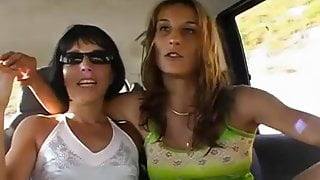 French Amateurs Part 5 -End- (Lesbian Couple) - Cireman