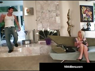 Hot slut plumbers prone - Penthouse pet nikki benz pays her plumber with hot wet fuck
