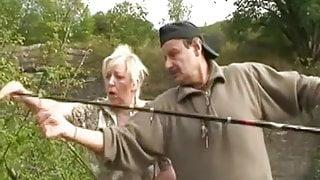 bakica na pecanju