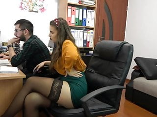 cam girl Secretary