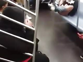 Nyc latin escort Insane chick on the nyc subway