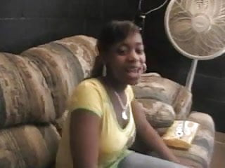 Tanisha pimp my black teen Young inoccent fat booty teen taken advatge of by pimp