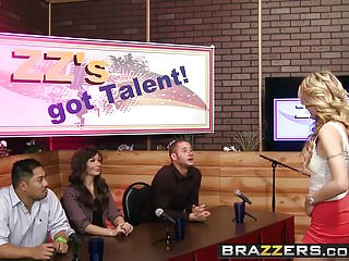 Zz hutt slut Brazzers - shes gonna squirt - zzs got talent scene starring