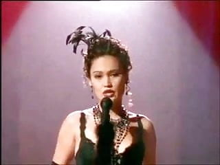 Tia carrere porn Tia carrere in stockings and garter belt