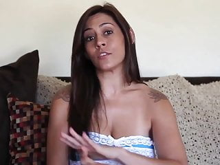 We dont give a fuck about no nigga - Hot milf teaches about how to give a propper handjob joi