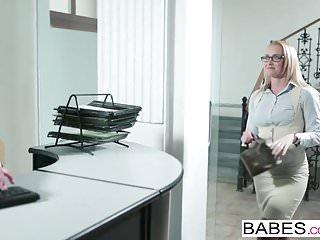 Kathia nobili asshole - Babes - office obsession - kathia nobili and nick lang - und