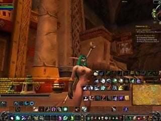 Ms nude world competition World of warcraft night elf nude dance