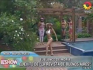 Andrea rincon nude and naked Andrea rincon, lorena liggi, stefania xipolitakis en la pile