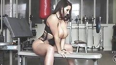 Angela White - Angela's Workout