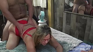 FETSWING DIARIES S3 E2 C3 - Group Sex with Amateur Swingers