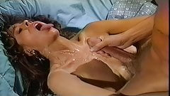 Christy Canyon and Peter North (4K Upscale)