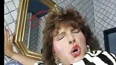 Teresa Orlowski - vintage anal creampie