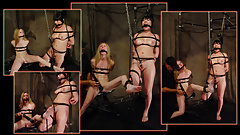 Chloe Bound To Torment Nyssa