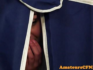 Doctor strokes cock free video Cfnm domina strokes cock after spying