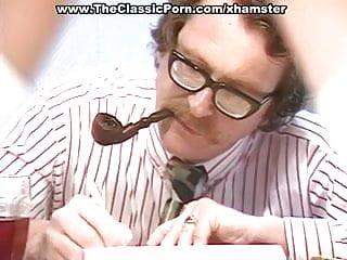 Hairy pussy oral - Hairy pussy slut treats cock orally