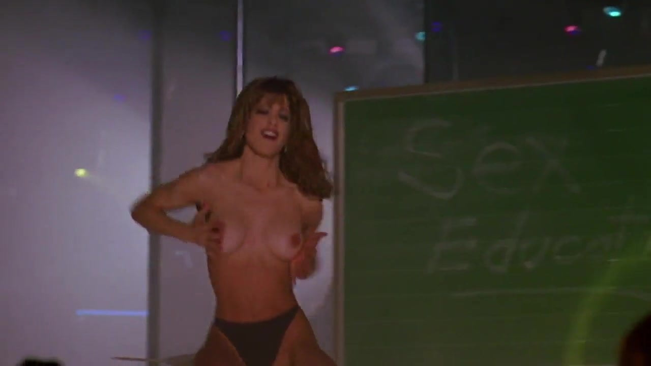Tonie Perensky Nude Part