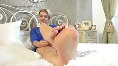 Milf Isabella sexy Feet
