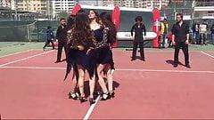 Hot turkish girls tango